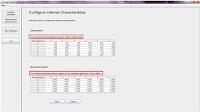 52.19 CloudAnalyst Dashboard Internet Characteristics Internet Characteristics