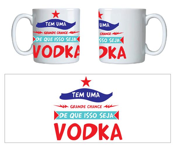 Caneca criativa bebidas