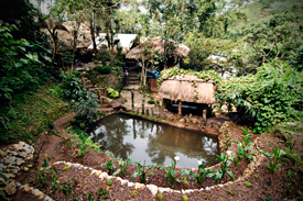 Tam-Awan Village Baguio City
