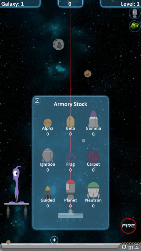 Armory Stock