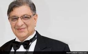 Top 10 Richest People in India – Cyrus Poonawalla