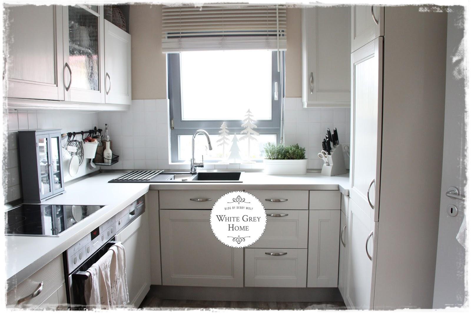 white grey home kitchen news. Black Bedroom Furniture Sets. Home Design Ideas