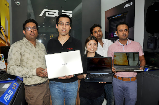 ASUS announces ASUS Exclusive Store launch in Nehru Place, the bustling business centre in Delhi, India