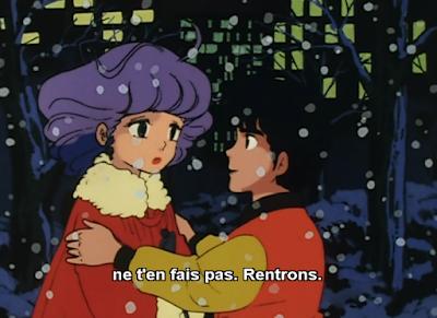 Creamy Adieu Pouvoirs Magiques épisode de Noël