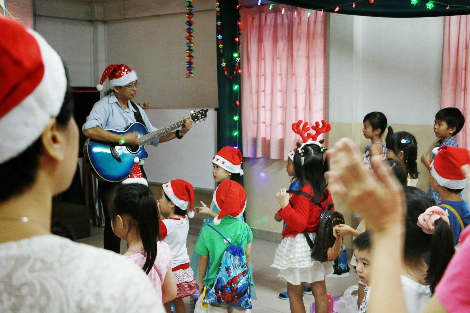 CGM Church 基督福音所教会 :: CGM Kindergarten : Students