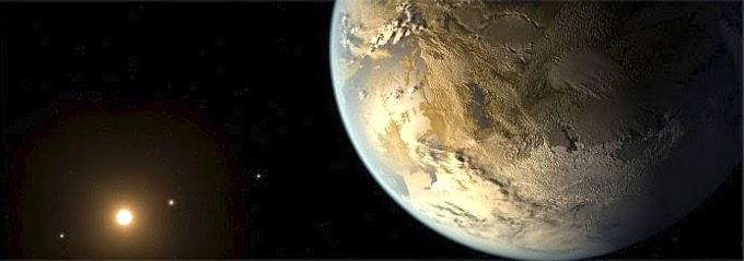 exoplaneta do tamanho da Terra na zona habitável