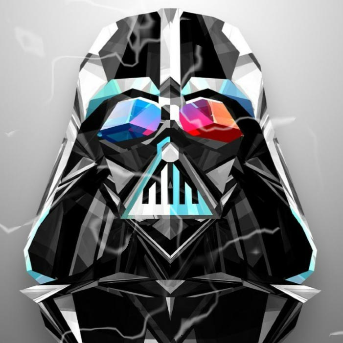 Darth Vader Abstract Wallpaper Engine