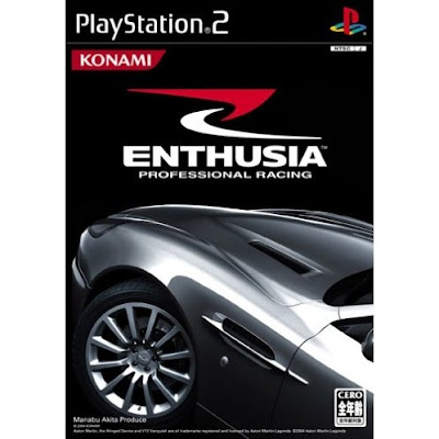 [PS2]Enthusia Professional Racing[Enthusia Professional Racing] ISO (JPN) Download