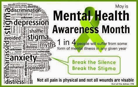 Pictures Of Mental Illness Awareness Month Health