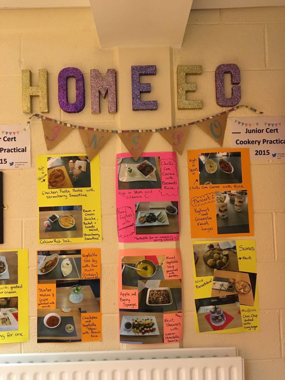 lovehomeec now the hard part keeping it updated