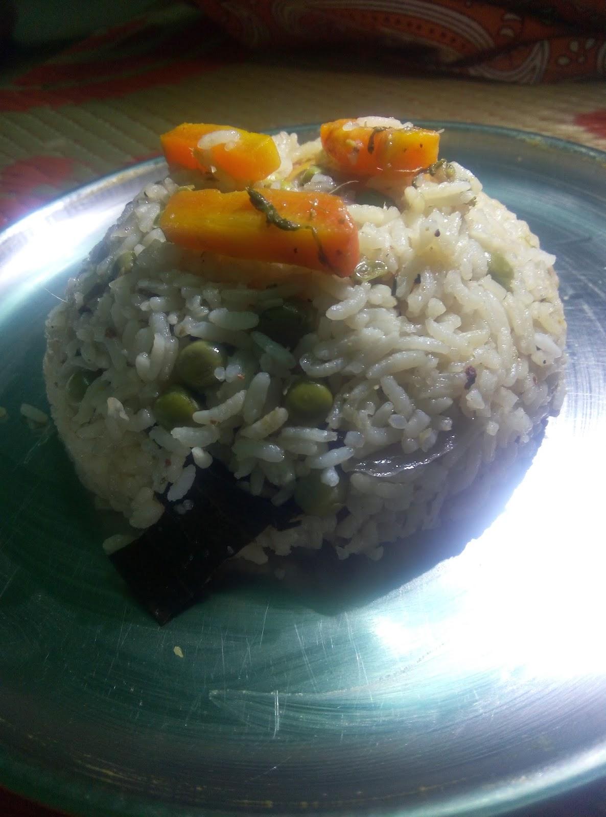 How to make veg pulav recipe in kannada prepared at home how to make veg pulav recipe in kannada forumfinder Gallery