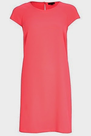 riverisland pink swing dress