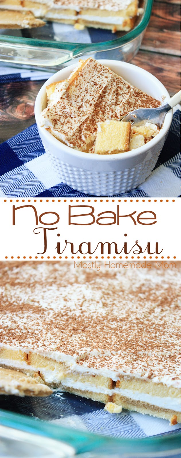 No Bake Best Tiramisu Recipe