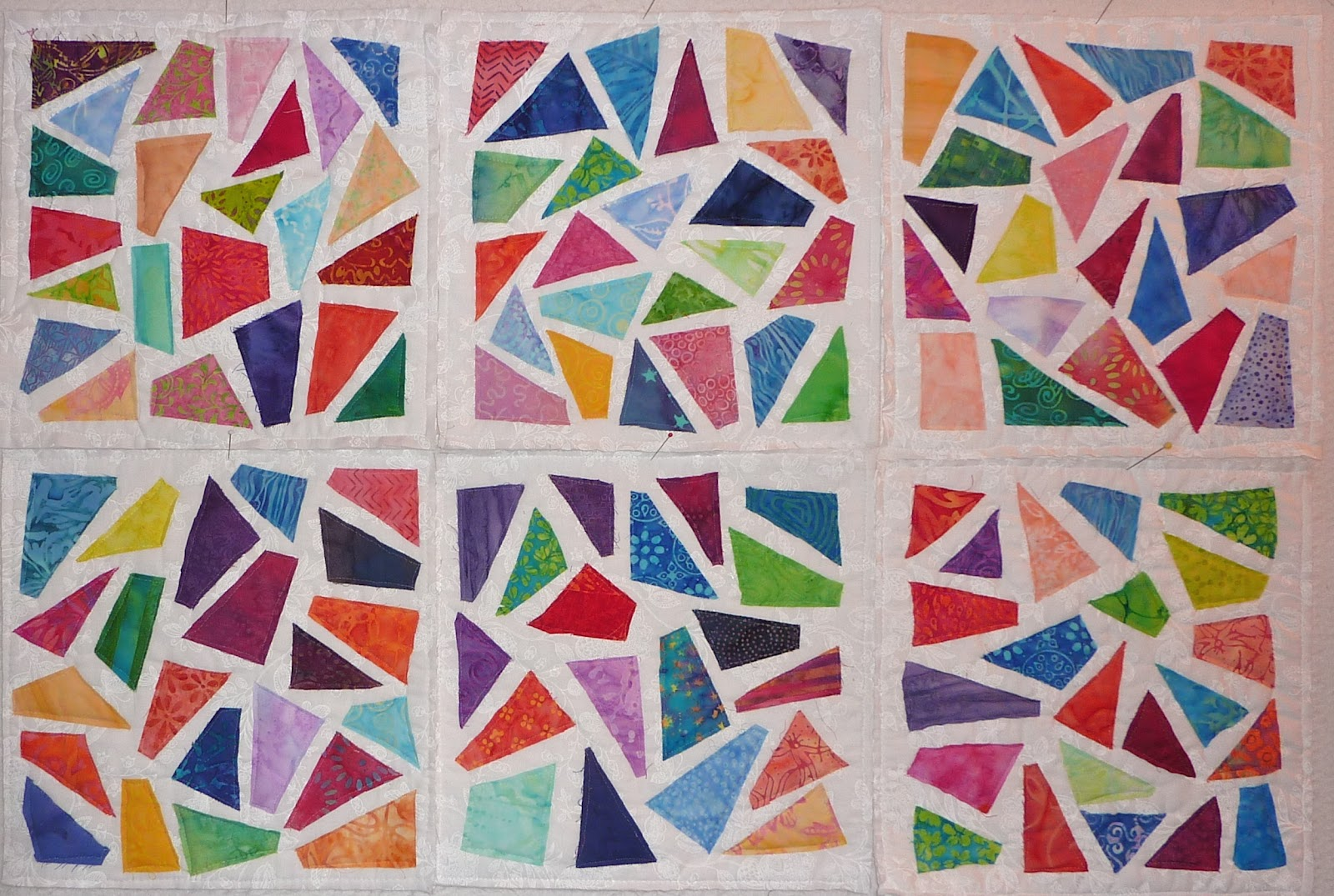 Kathy 39 S Quilts Design Wall Monday 28 Raw Edge Applique
