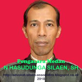 Pengacara Medan N Hasudungan Silaen, SH - Labuhan Batu - Selatan - Utara di PN Rantau Prapat