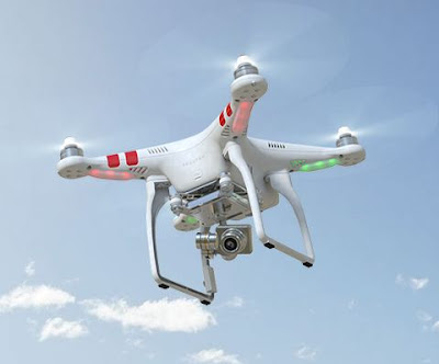 drone dji Phantom 2 Series