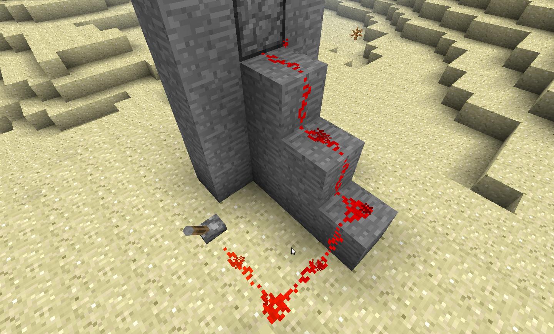 Minecraft Pig: How to build a hidden lava entrance