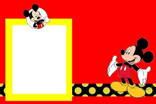 printable mickey mouse invitations Alannoscrapleftbehindco