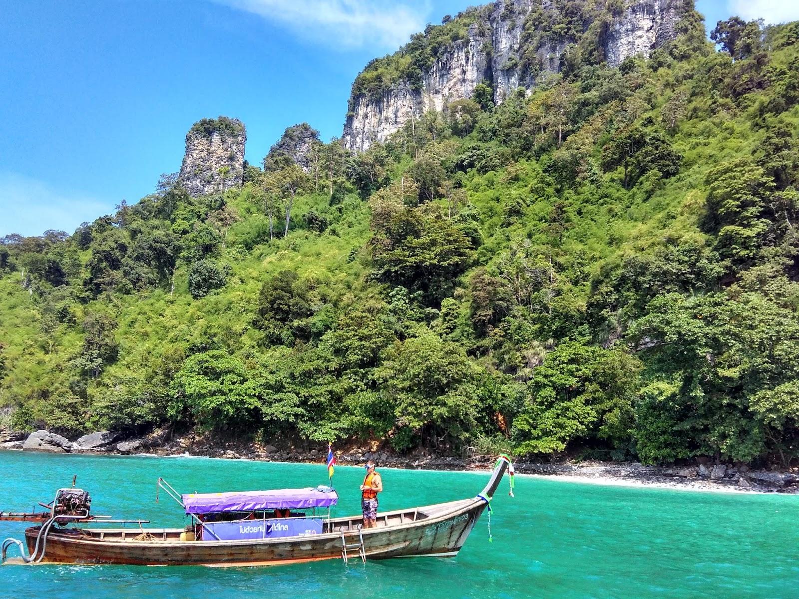 Praias sul Tailândia