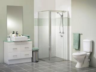jenis kaca untuk kamar mandi