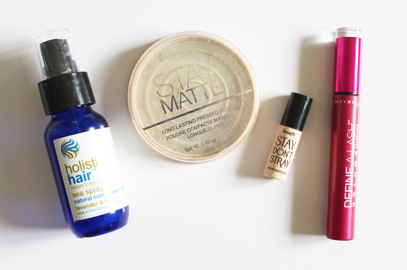EMPTIES | December '15 - Rimmel, Moreish, Holistic Hair, Benefit, Maybelline, The Body Shop, Garnier - CassandraMyee