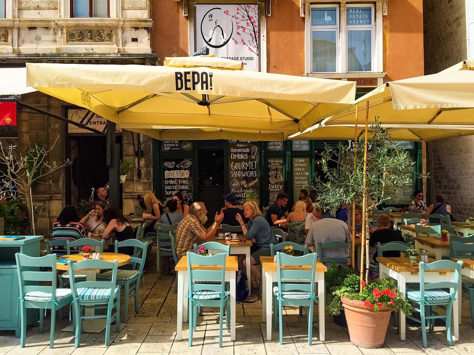 bepa split old town