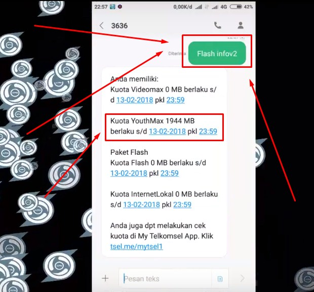 Cara Mengubah Kuota Youthmax Menjadi Kuota Flash Terbaru 2019 Dengan KPNTunnel Revolution 2
