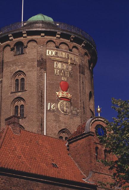 Dicas para curtir Copenhagen - Rundtaarn