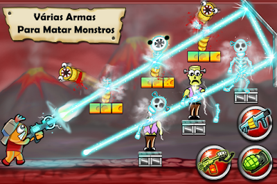 Bloody Monsters Apk v4.0 (Mod Money)