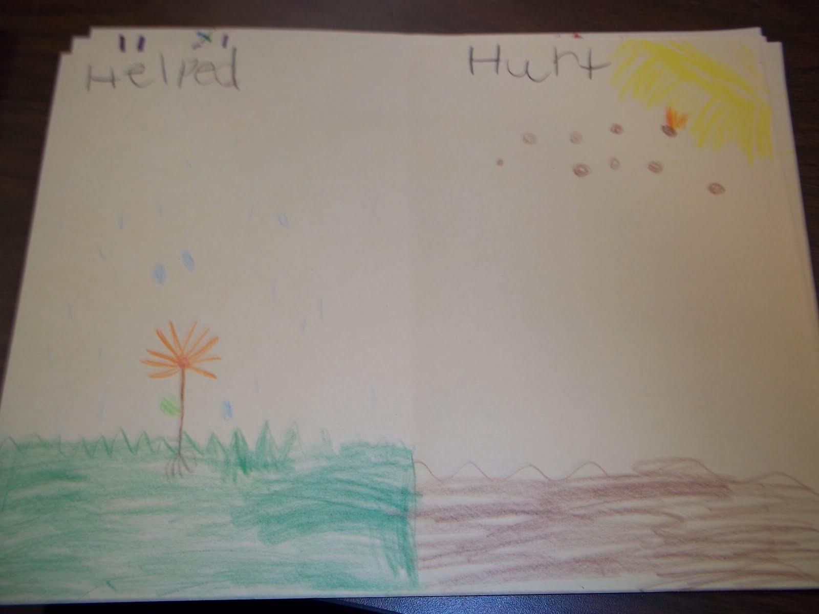 Kinder Garden: Mrs. Wood's Kindergarten Class: The Tiny Seed