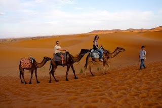kamieļu izjāde dubaijā