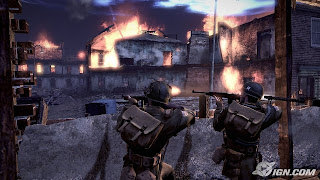 Brothers in Arms: Hell's Highway (X-BOX360) 2008