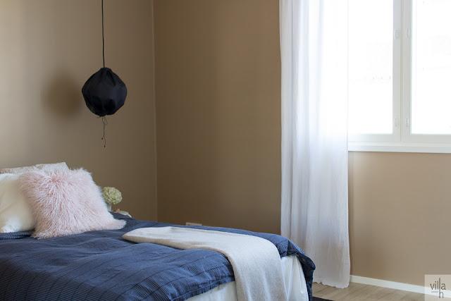 makuuhuone, bedroomdecor, interior, sisustus