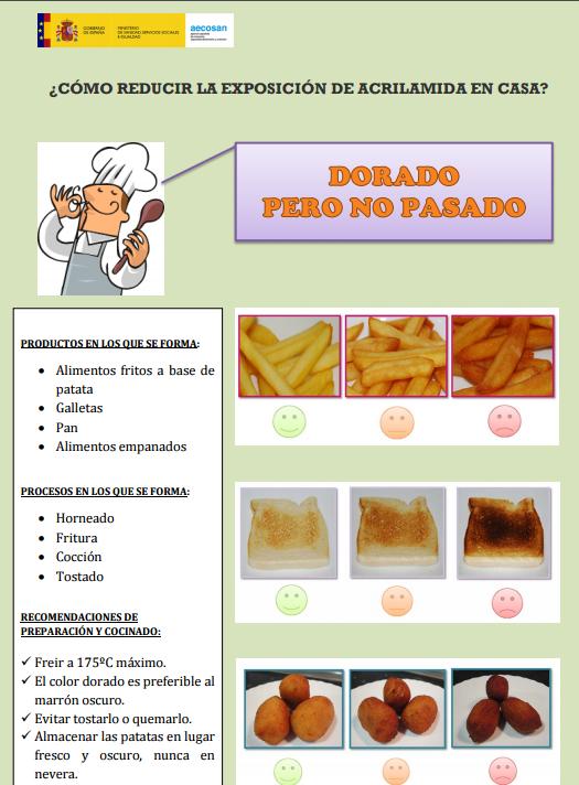 Alimentos-cocción-Seguridad alimentaria-croquetas-blog-maternidad