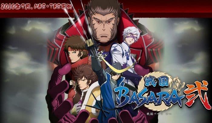 جميع حلقات انمي Sengoku Basara S2 الموسم الثاني مترجم على عدة سرفرات للتحميل والمشاهدة المباشرة أون لاين جودة عالية HD