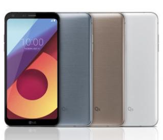 Spesifikasi LG Q6+