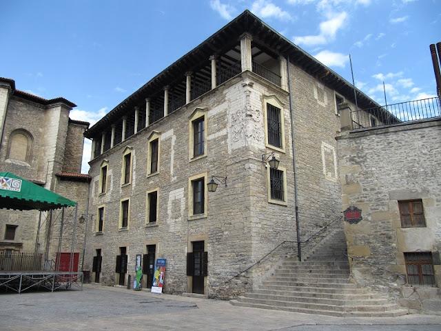 Resultado de imagen de Palacio de Villa Suso vitoria