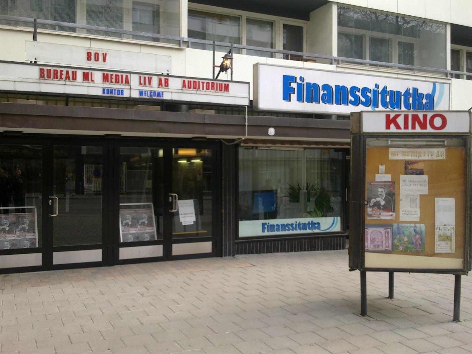 Turku Elokuvateatteri Domino