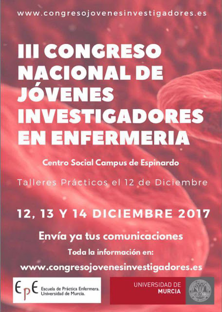 III Congreso Nacional de Jóvenes Investigadores en Enfermería.
