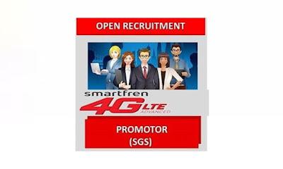 Lowongan Kerja SMA SMK PT Smartfren Telecom, Tbk Mei 2019
