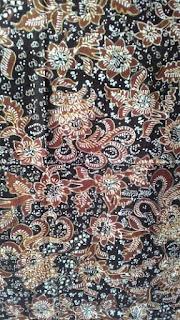 batik Tulis lasem Motif Sekar Jagad