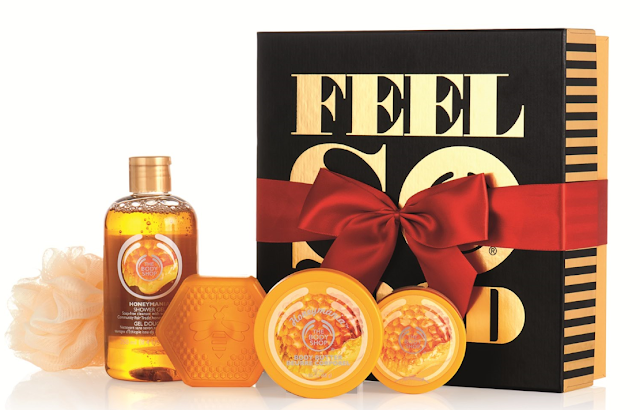 The Body Shop_HONEY SET