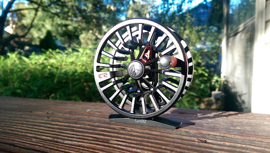 Gear Review- Redington ZERO Reel- 2/3