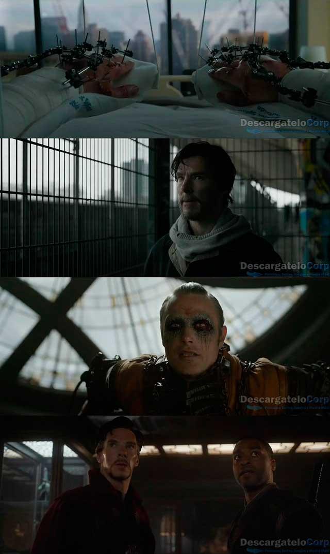 Doctor Strange Hechicero Supremo (2016) HD 720p