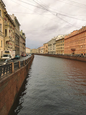 Saint Petersburg Through My Phone | Новогодний трип