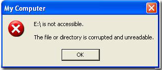File or directory is corrupted and unreadable,file or directory is corrupted and unreadable external hard drive, file or directory is corrupted and unreadable windows 7,flash repair free software