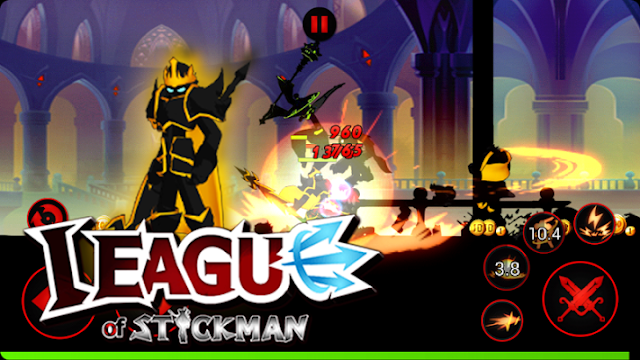 League of Stickman Mod Apk v3.0.2