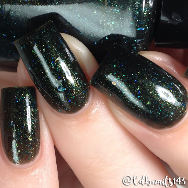Sassy Pants Polish-Mystic Emerald