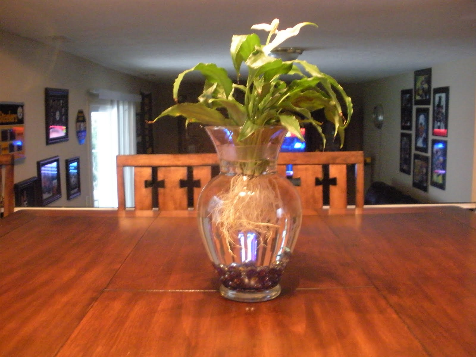 Working House Mom Wife Lily Vase Fishbowl