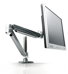 Symmetry Office Allure Sit To Stand Monitor Arm